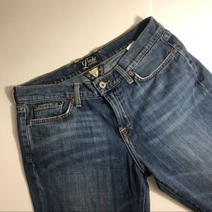 Lucky Brand Classic Rider Size 8/29